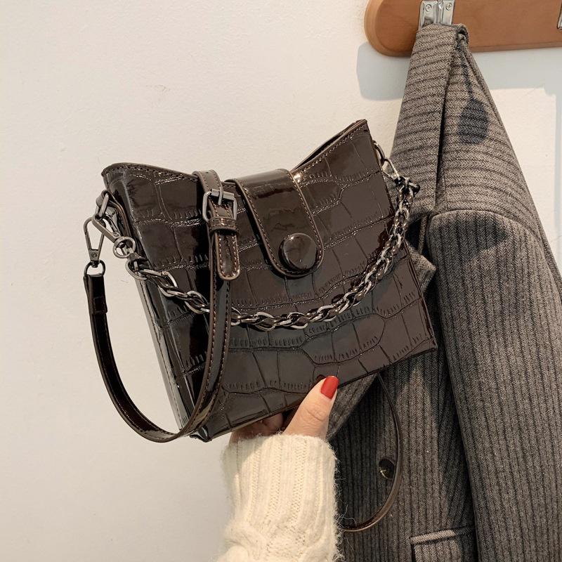 fashion casual messenger shoulder bag  NHLH305838