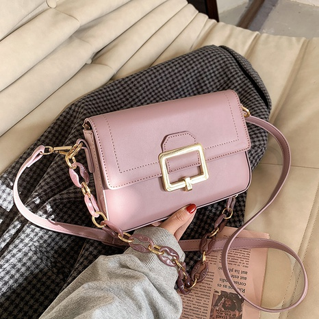 Fashion Messenger One Shoulder Small Square Bag NHLH305857's discount tags