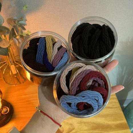 Accessoires de cheveux de tablier de fil de cheveux d'élastique coréen NHWF305649's discount tags