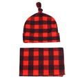 NHWO2172724-Red-and-black-plaid-(hat)