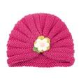 NHWO2172734-Rose-Red-(Yarn-Flower)