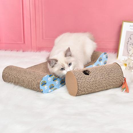paper cat scratcher cat toy cat scratcher claw sharpener cat claw plate pet toy NHPSM443427's discount tags