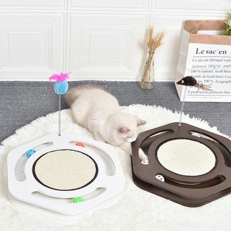 cat amusement park multifunctional runway cat turntable cat scratching board  NHPSM443435's discount tags