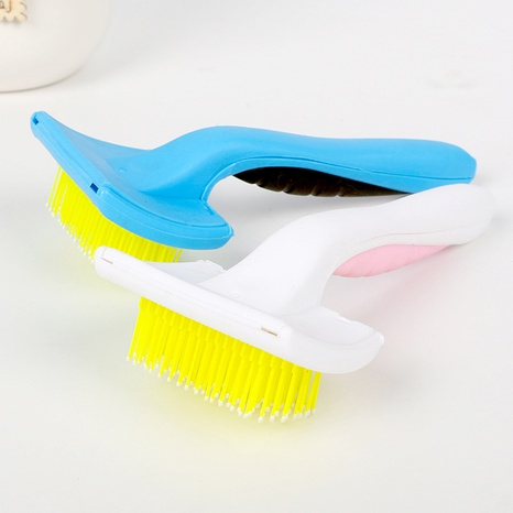 massage beading cats to brush cats and dogs general pet special brush to clean up pet hair artifact NHPSM443436's discount tags