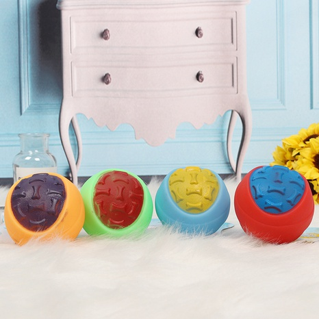 Dog Toys Sounding Molar Teeth Bite-resistant Ball Interactive Chasing Ball Pet Products NHPSM443467's discount tags