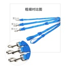pet dog explosionproof traction rope bold stainless steel environmental protection buckle NHPSM443475