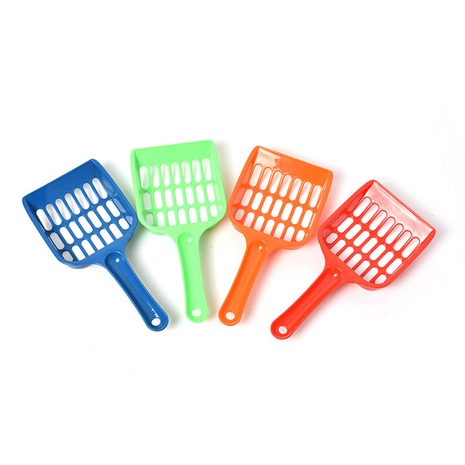 Pet cleaning supplies plastic cat litter shovel durable pet supplies cat litter shovel  NHZHX443615's discount tags