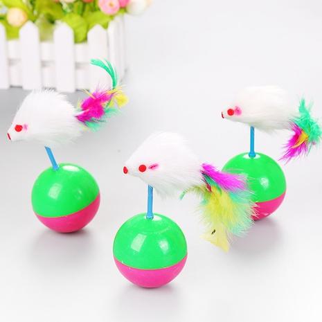 juguetes para mascotas nuevos juguetes para gatos ratón vaso gato juguetes interactivos al por mayor NHSUJ448933's discount tags