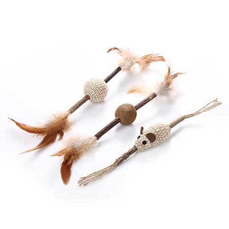 juguetes para mascotas gato stick catnip puede lamer y jugar juguetes para gatos al por mayor NHSUJ448943's discount tags