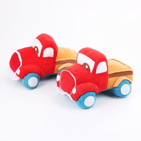 juguetes para mascotas nuevos camiones de pana royendo juguetes de peluche juguetes para perros al por mayor NHSUJ448951's discount tags