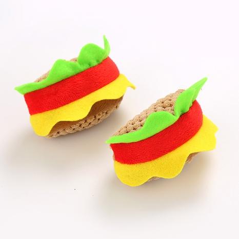juguetes para mascotas nueva tostada de lana de maíz modelado de juguete de felpa juguete para gatos al por mayor NHSUJ448953's discount tags