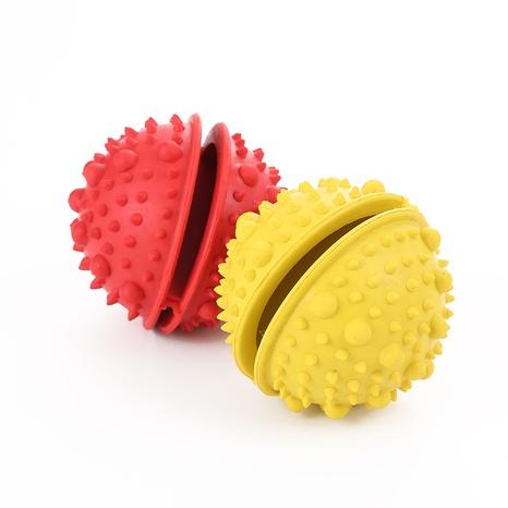 suministros para mascotas nuevos productos juguetes de goma masticar dientes fugas juguetes de comida juguetes para perros al por mayor NHSUJ448957's discount tags