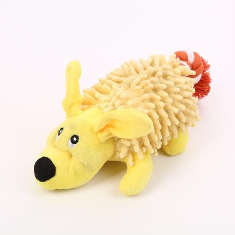 juguetes para mascotas nueva fregona terciopelo cuerda de algodón juguete para perros juguete de voz al por mayor NHSUJ448967's discount tags