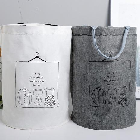 cotton and linen pocket handbag shopping bag storage bag sundries bag NHQMH438084's discount tags