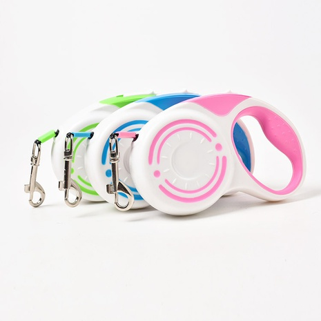 Pet automatic retractable tractor pet supplies 5 meters dog traction rope pet traction rope NHZHX438129's discount tags