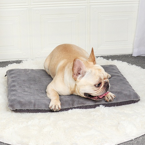 pet massage mat non-slip moisture-proof kennel four seasons universal sleeping pad removable and washable general pet supplies for cats and dogs NHPSM438160's discount tags