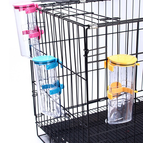 pet waterer dog feeder automatic waterer hanging water bottle dog supplies wholesale NHZHX438134's discount tags