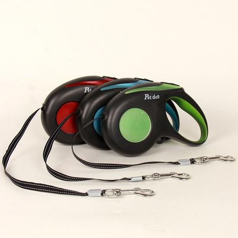 pet leash dog tractor automatic retractable dog chain dog leash supplies wholesale NHZHX438145's discount tags
