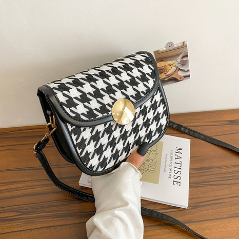 new fashion ladies shoulder bag can be diagonally across the compact armpit bag  NHRU438655's discount tags