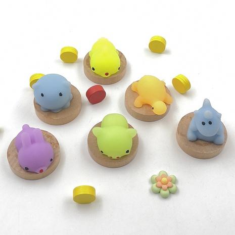 tpr soft plastic cute pet vent dumpling decompression toy cute selling cute animal decompression NHZHI438574's discount tags