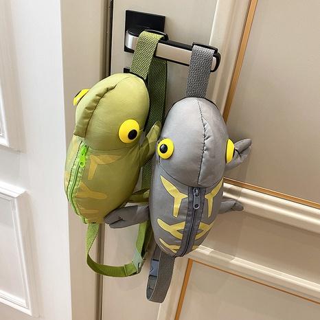 cartoon fashion dinosaur messenger bag chest coin purse bag NHGA441406's discount tags