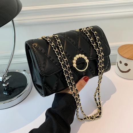 fashion handbags popular rhombus chain ladies shoulder bag messenger small square bag NHGA441419's discount tags