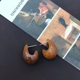 NHOM1452810-Amber-silver-pin-earrings-152.3cm
