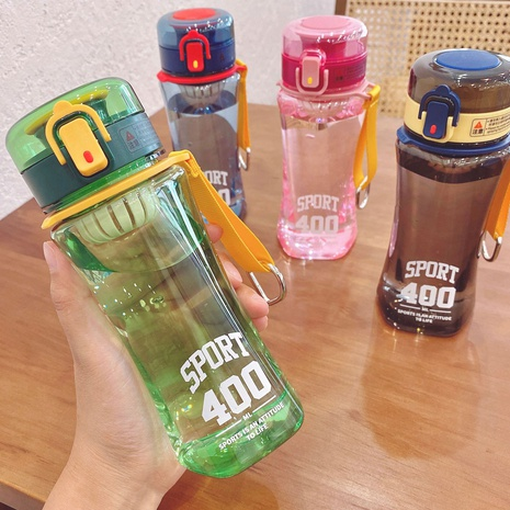 fashion portable plastic sports water cup  NHtn315921's discount tags