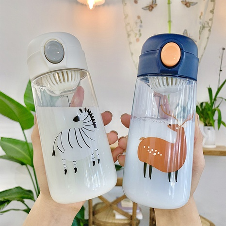 cute plastic water cup  NHtn315932's discount tags