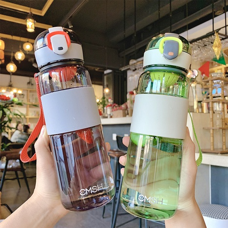 Fashionable large-capacity plastic water cup NHtn315936's discount tags