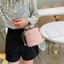 Korean simple wild shoulder messenger bag NHJZ316016