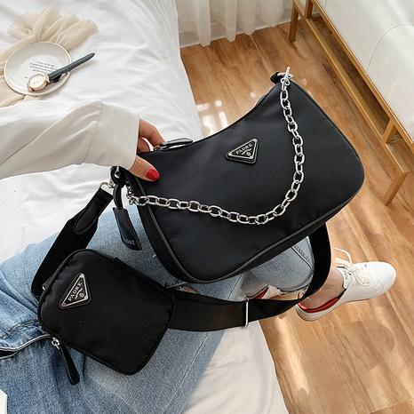nouveau sac à bandoulière à large bande de mode NHJZ316017's discount tags