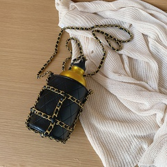 fashion simple chain bucket bag  NHJZ316054