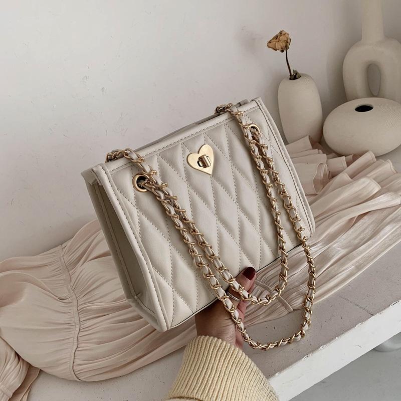 new trendy korean wild shoulder messenger fashion tote bag NHJZ316066