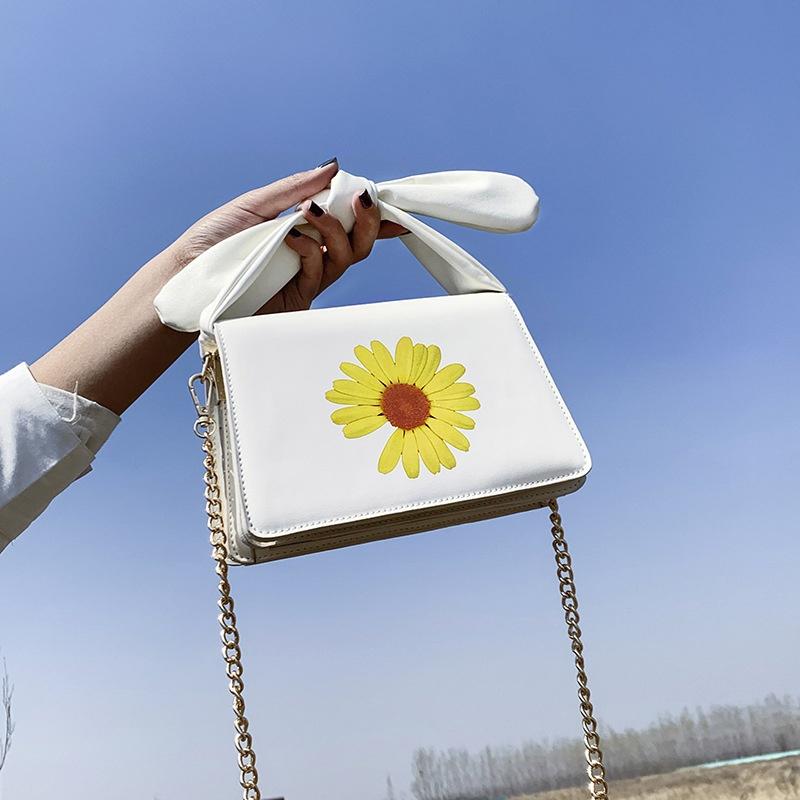 new korean simple fashion portable square bag NHJZ316069