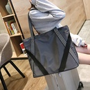 neue trendige koreanische Mode lssig einfache Tasche mit groer Kapazitt NHJZ316077