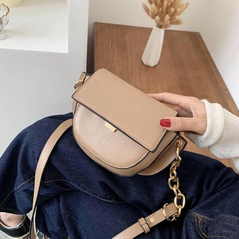 Neue trendige koreanische Wild Messenger Chain Umhängetasche NHJZ316084's discount tags