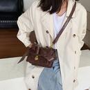 neue koreanische Mode Textur Messenger quadratische Tasche NHJZ316086