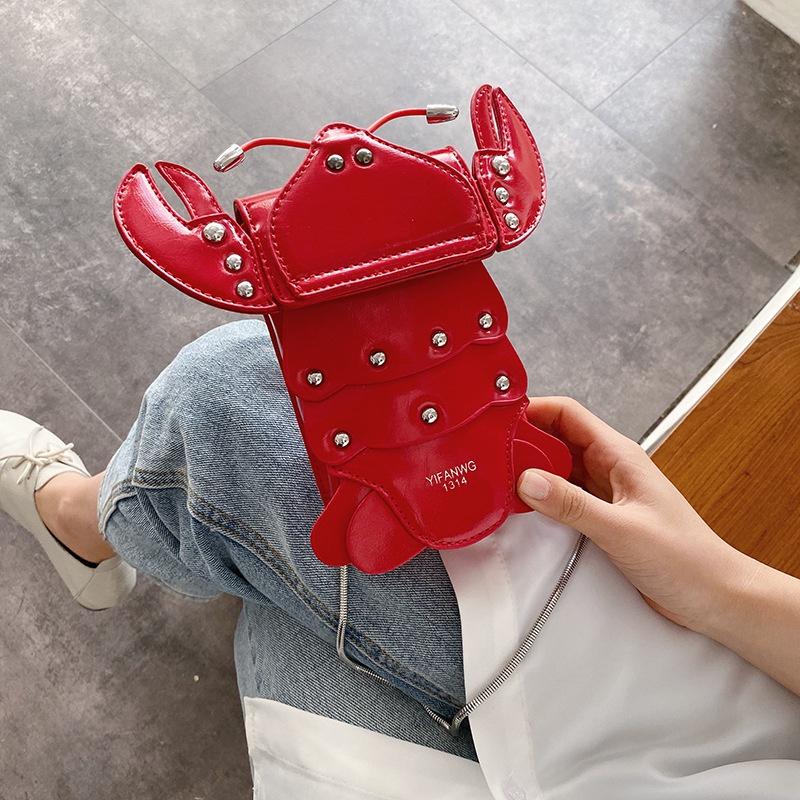new fashion rivet creative wild shoulder bag NHJZ316117