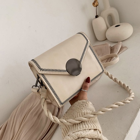 neue trendige koreanische lässige Schulter Messenger quadratische Tasche NHJZ316118's discount tags