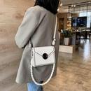 neue trendige koreanische lssige Schulter Messenger quadratische Tasche NHJZ316118