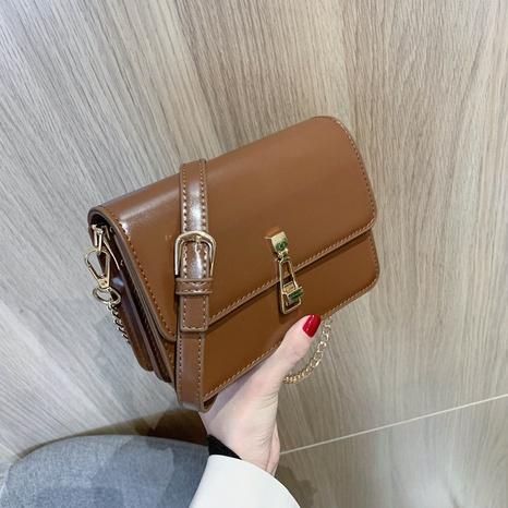 Koreanische Mode quadratische Umhängetasche NHJZ316126's discount tags