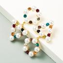 fashion multilayer alloy creative long earrings NHLN313827