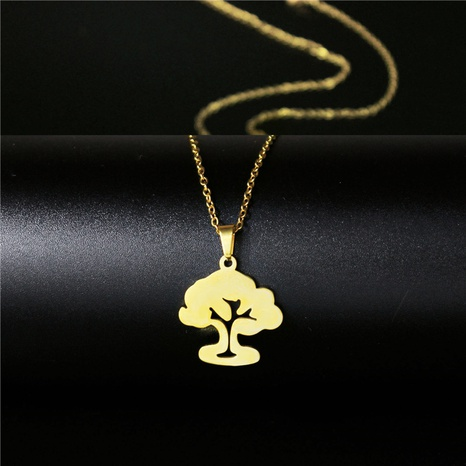 fashion tree of life pendant necklace  NHAC313919's discount tags