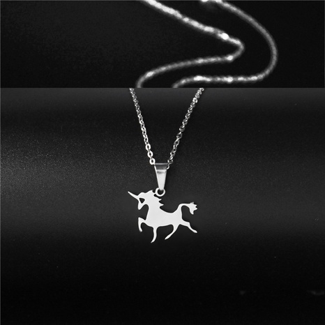 New auspicious Tianma necklace NHAC313969's discount tags