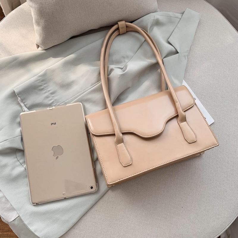 Retro envelope flap shoulder bag NHJZ316127