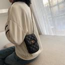 new trendy fashion rhombus chain shoulder messenger bag NHJZ316132
