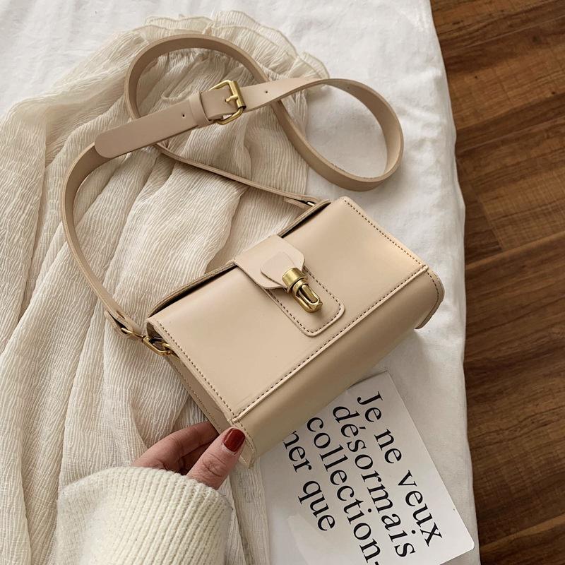 new trendy simple korean square bag NHJZ316178
