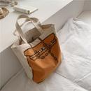 new trendy korean casual large capacity tote bag  NHJZ316184