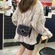new korean fashion trendy wild chain messenger bag NHJZ316197